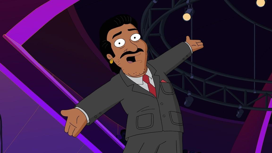 Family Guy - Season 14 Episode 20: Road to India