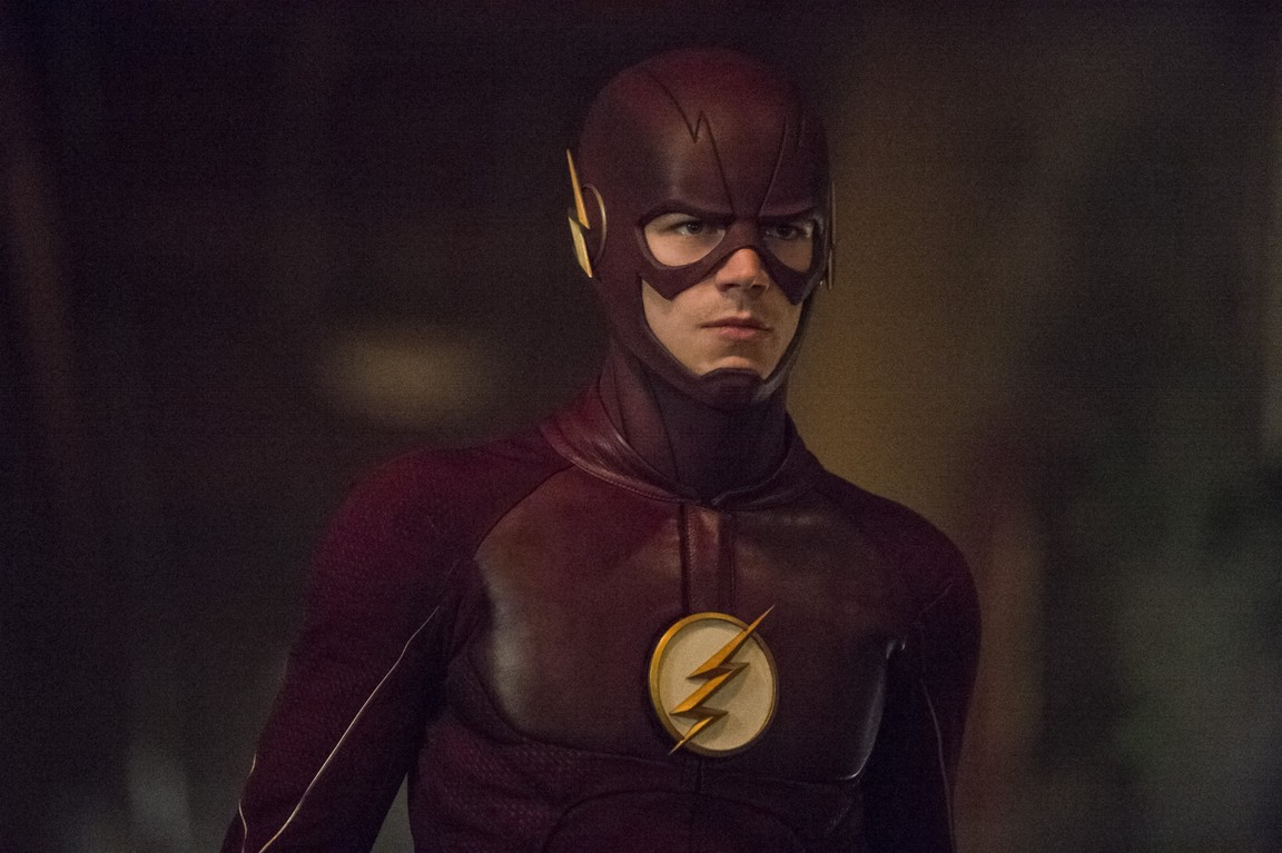 The Flash - Season 2 Episode 02:  Flash of Two Worlds