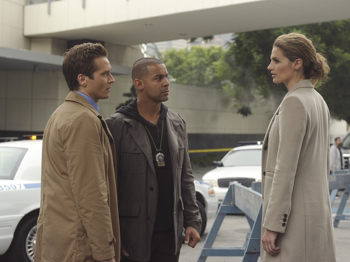 Castle - Season 4 Episode 07: Cops & Robbers