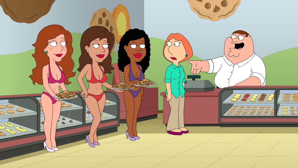 Family Guy - Season 13 Episode 3: Baking Bad