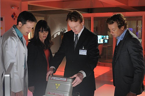 The Mentalist - Season 2 Episode 16 : Code Red