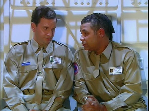 Red Dwarf - Season 8 Episode 01: Back In The Red: Part 01