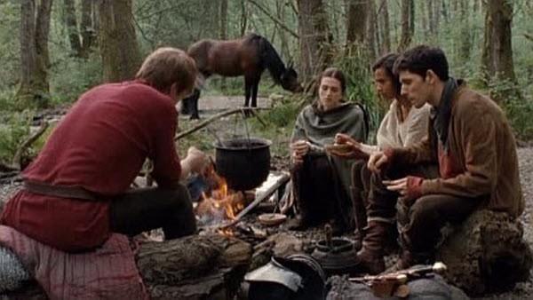Merlin - Season 3 Episode 07 : The Castle of Fyrien