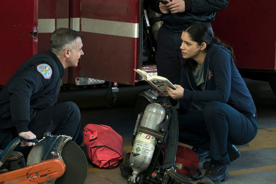 Chicago Fire - Season 5 Episode 17: Babies and Fools