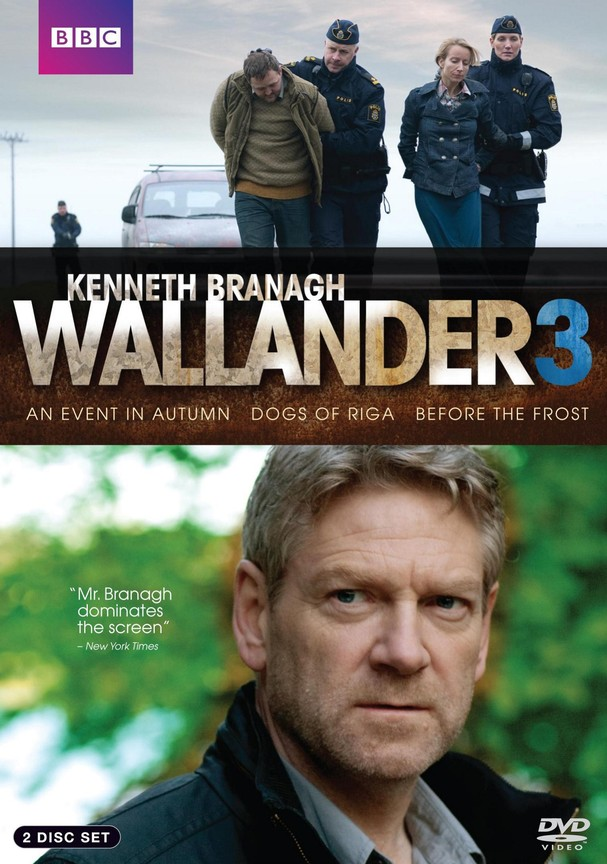 Wallander (2008) - Season 3 Episode 01: An Event in Autumn