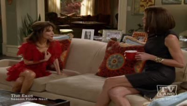Hot in Cleveland - Season 3 Episode 10: Life with Lucci