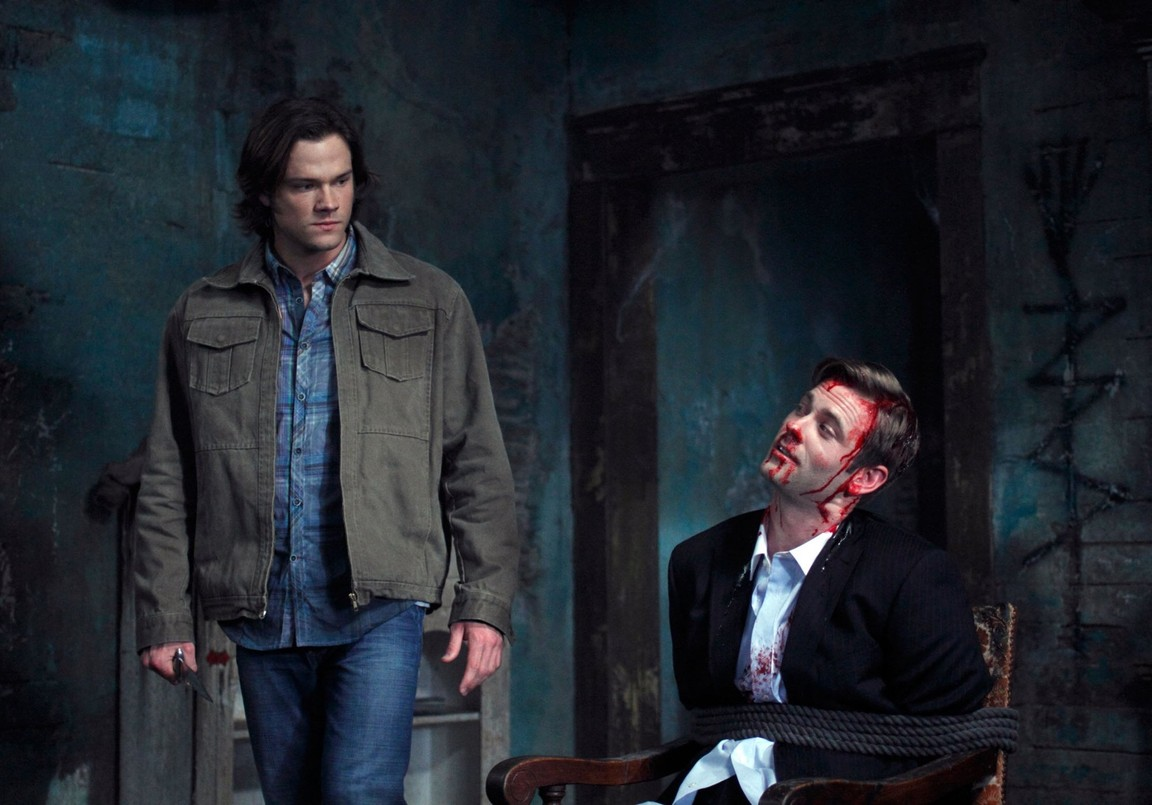 Supernatural - Season 5 Episode 20: The Devil You Know