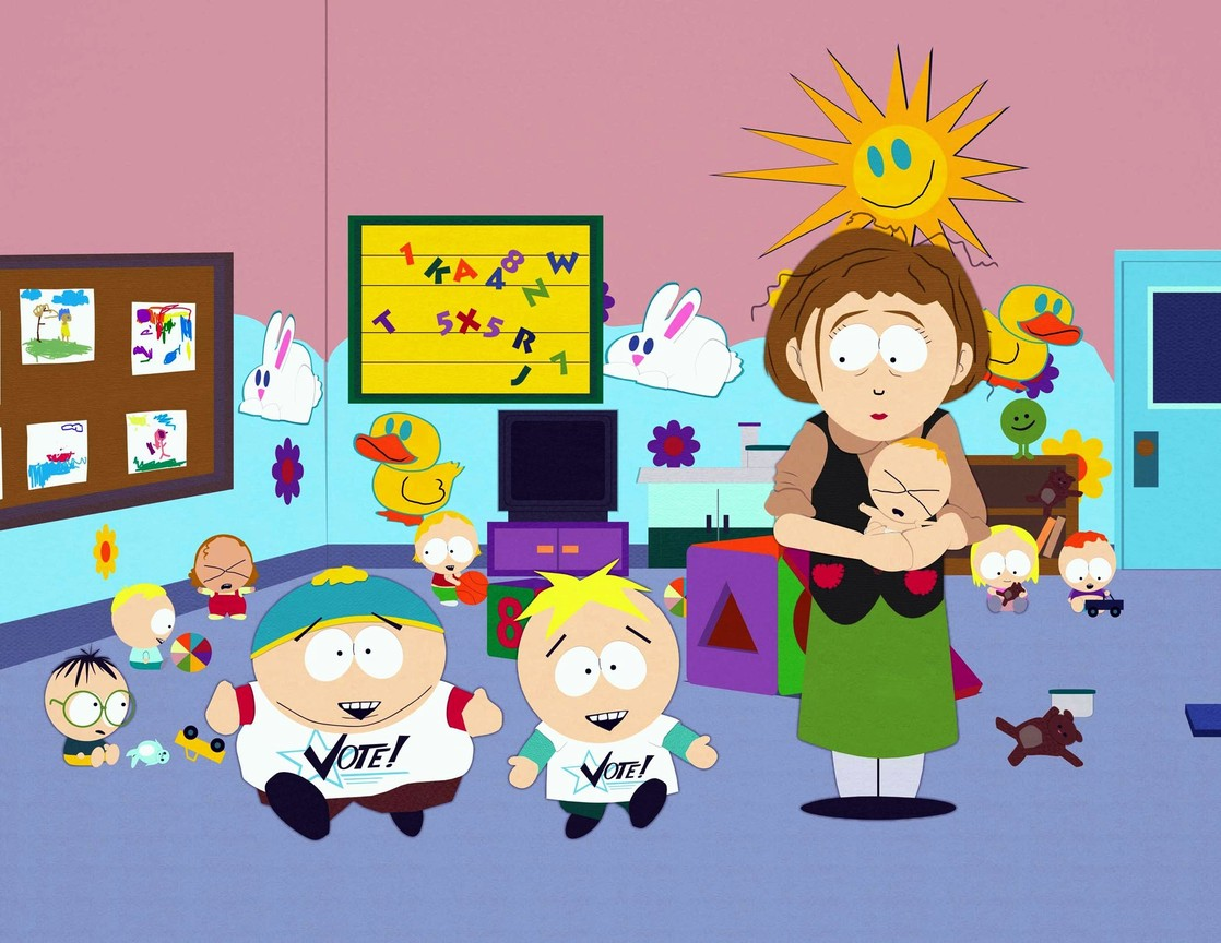 South Park - Season 8 Episode 08: Douche and Turd