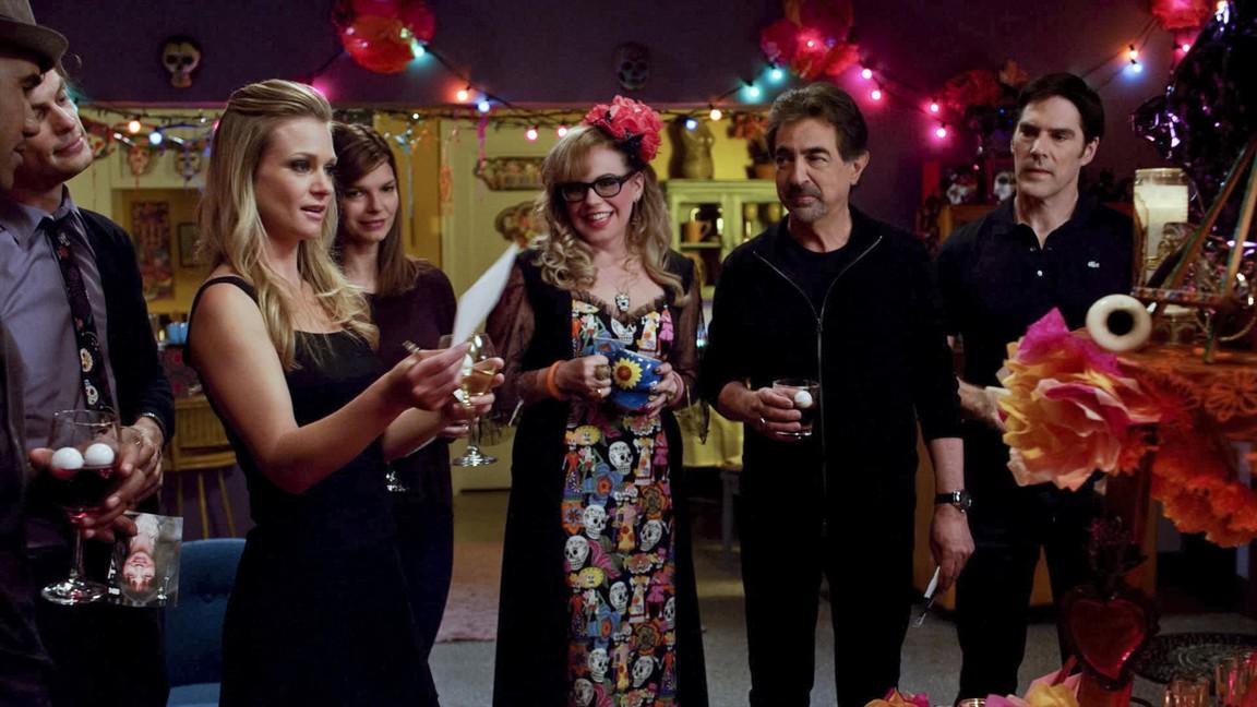 Criminal Minds - Season 9 Episode 06: In the Blood