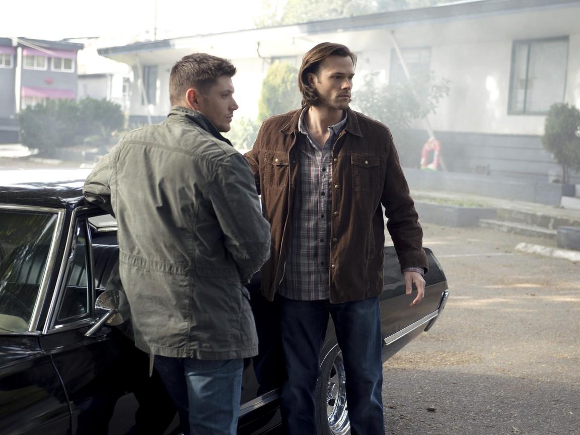 Supernatural - Season 9 Episode 18: Meta Fiction