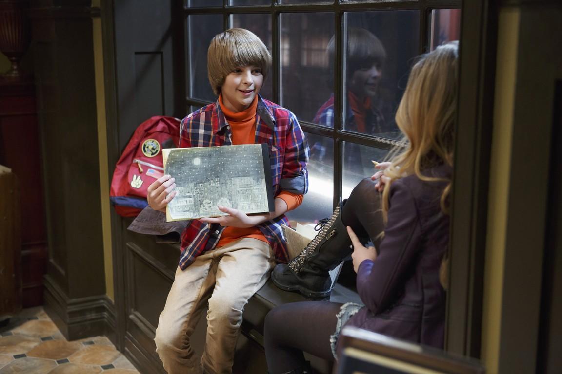 Girl Meets World - Season 1 Episode 2: Girl Meets Boy