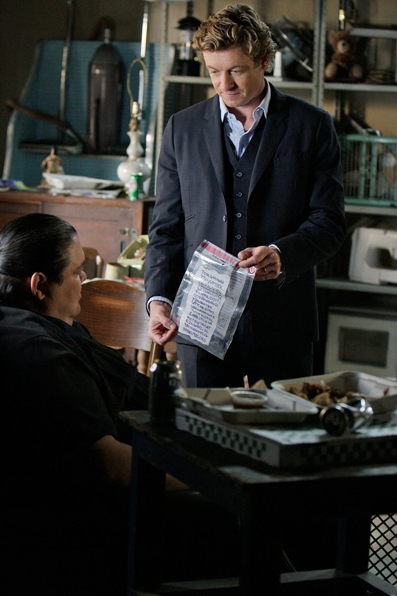 The Mentalist - Season 2 Episode 14 : Blood In, Blood Out
