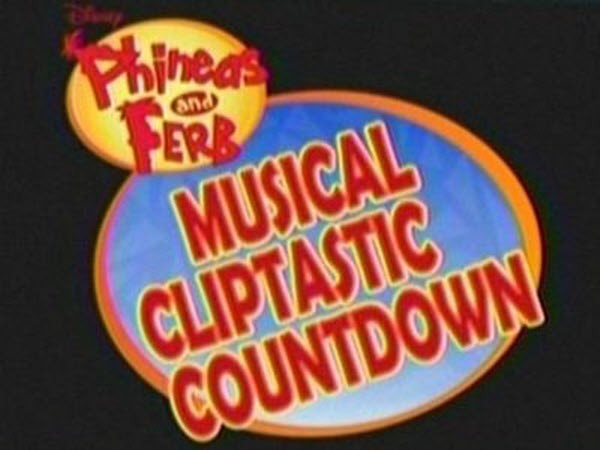 Phineas and Ferb - Season 2 Episode 15: Phineas and Ferb's Cliptastic Countdown