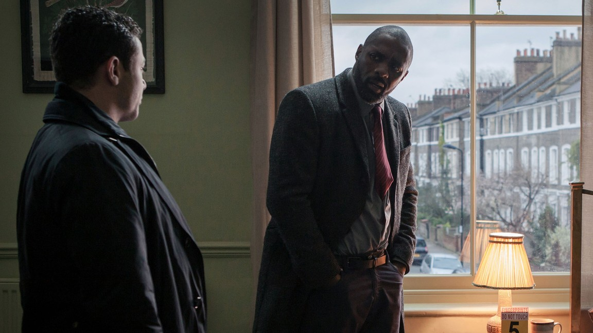 Luther - Season 3 Episode 01
