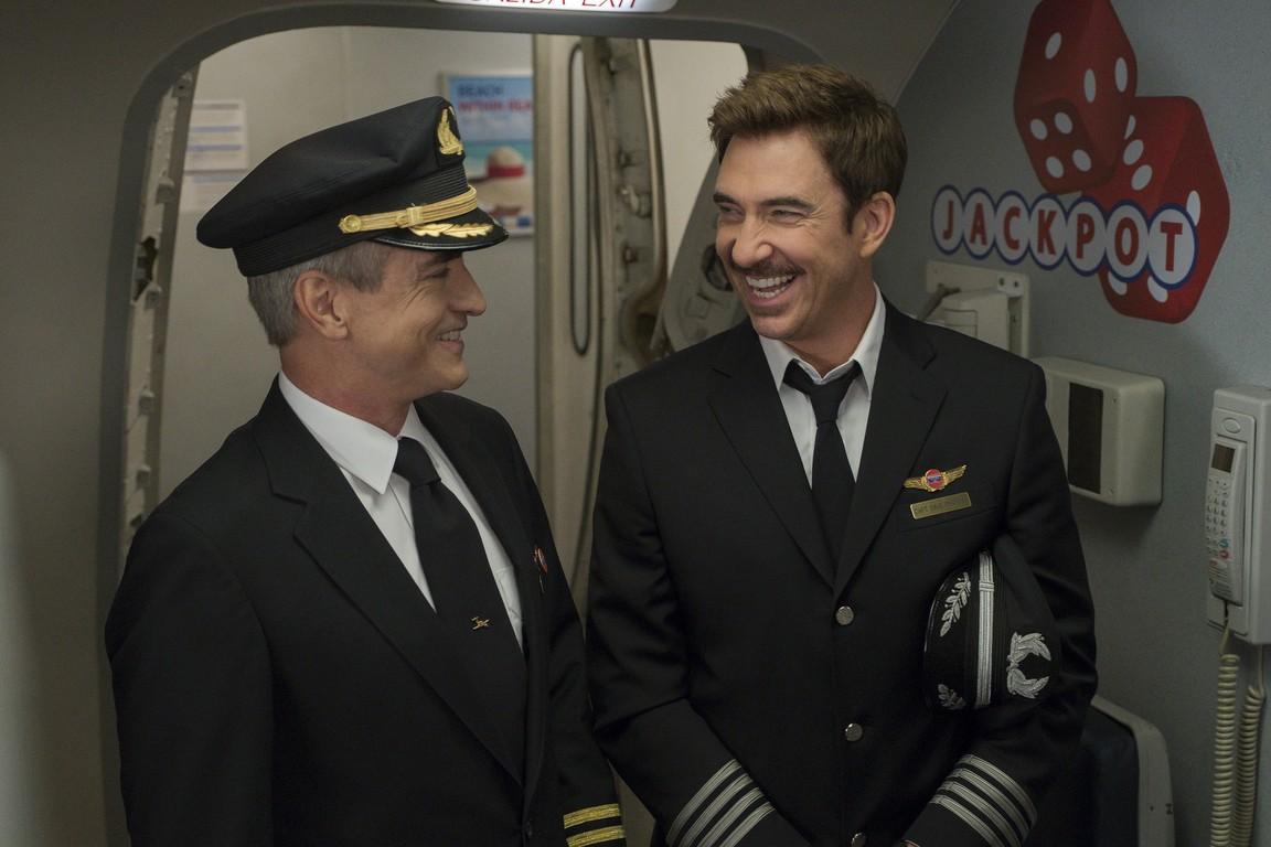 LA to Vegas- Season 1 Episode 06: #PilotFight