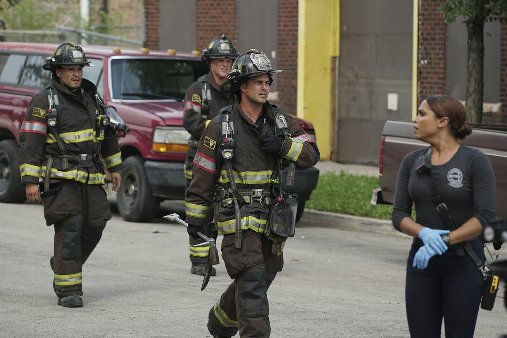 Chicago Fire - Season 5 Episode 04: Nobody Else is Dying Today