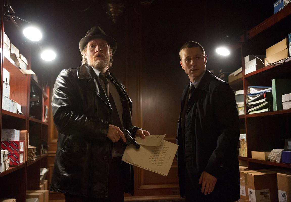 Gotham - Season 1 Episode 04: Arkham