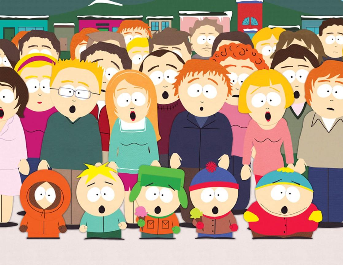 South Park - Season 5 Episode 03:  Super Best Friends