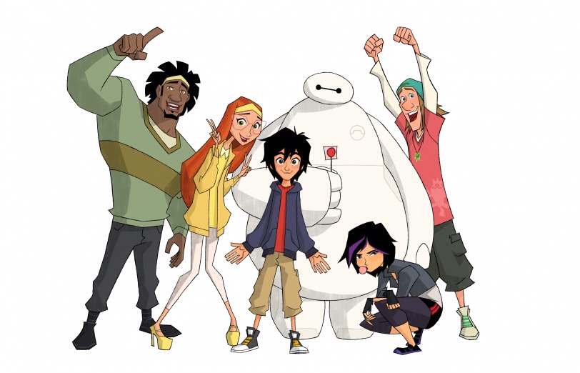 Big Hero 6: The Series - Season 1