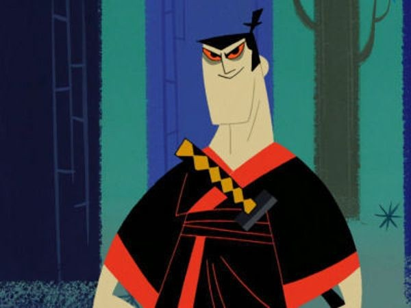 Samurai Jack - Season 1 Episode 08: Jack versus Mad Jack