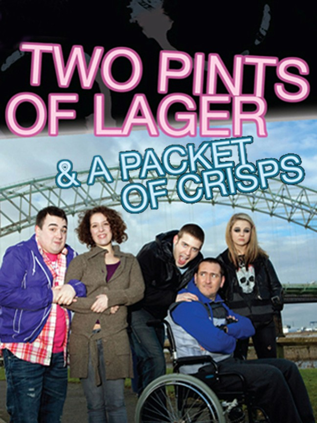 Two Pints of Lager and a Packet of Crisps - Season 3 Episode 9: Dump