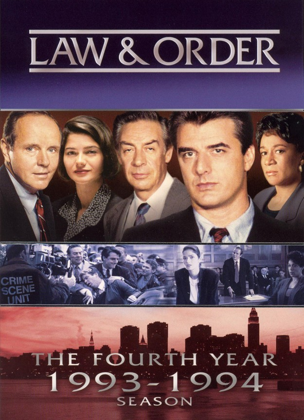 Law and Order - Season 4 Episode 15: Kids