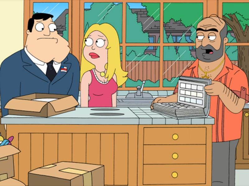American Dad - Season 7