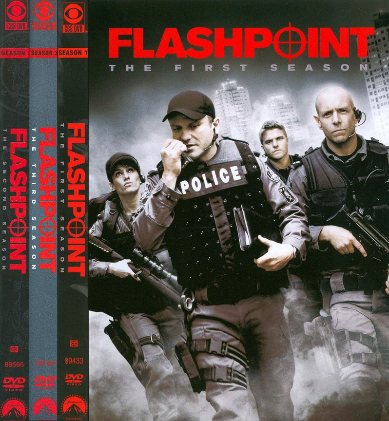 Flashpoint - Season 2 Episode 01: Business.as.Usual
