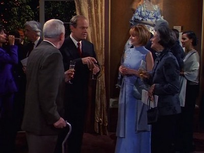 Frasier - Season 7 Episode 15: Out With Dad