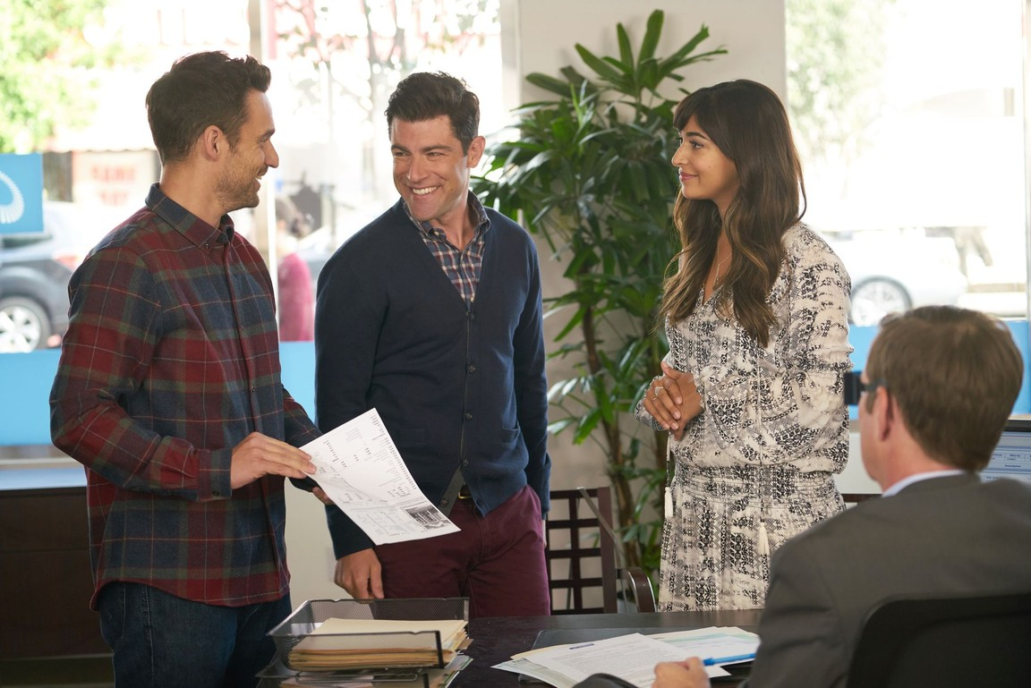 New Girl - Season 6 Episode 01: House Hunt