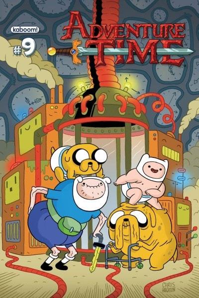 Adventure Time Season 9 Stream