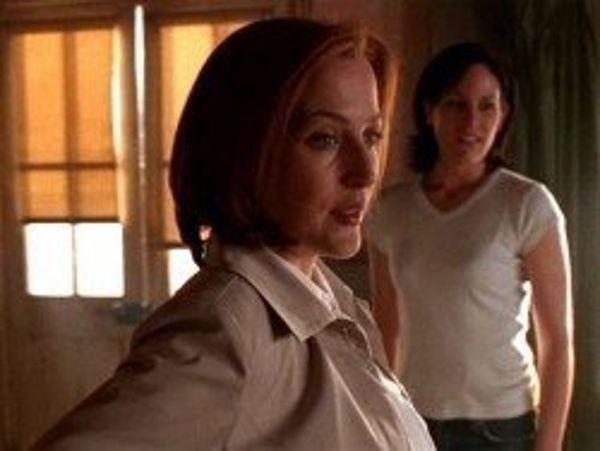 The X-Files - Season 8 Episode 21: Existence (2)