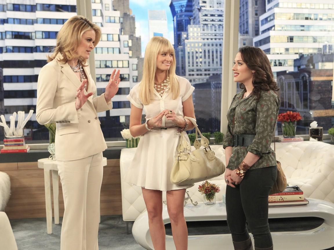 2 Broke Girls - Season 2 Episode 18: And Not-So-Sweet Charity