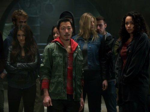 The Tomorrow People - Season 1