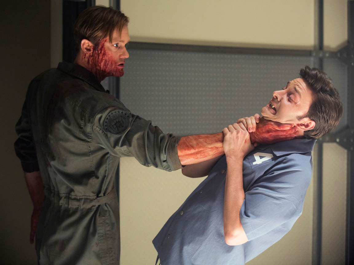 True Blood - Season 6 Episode 09: Life Matters
