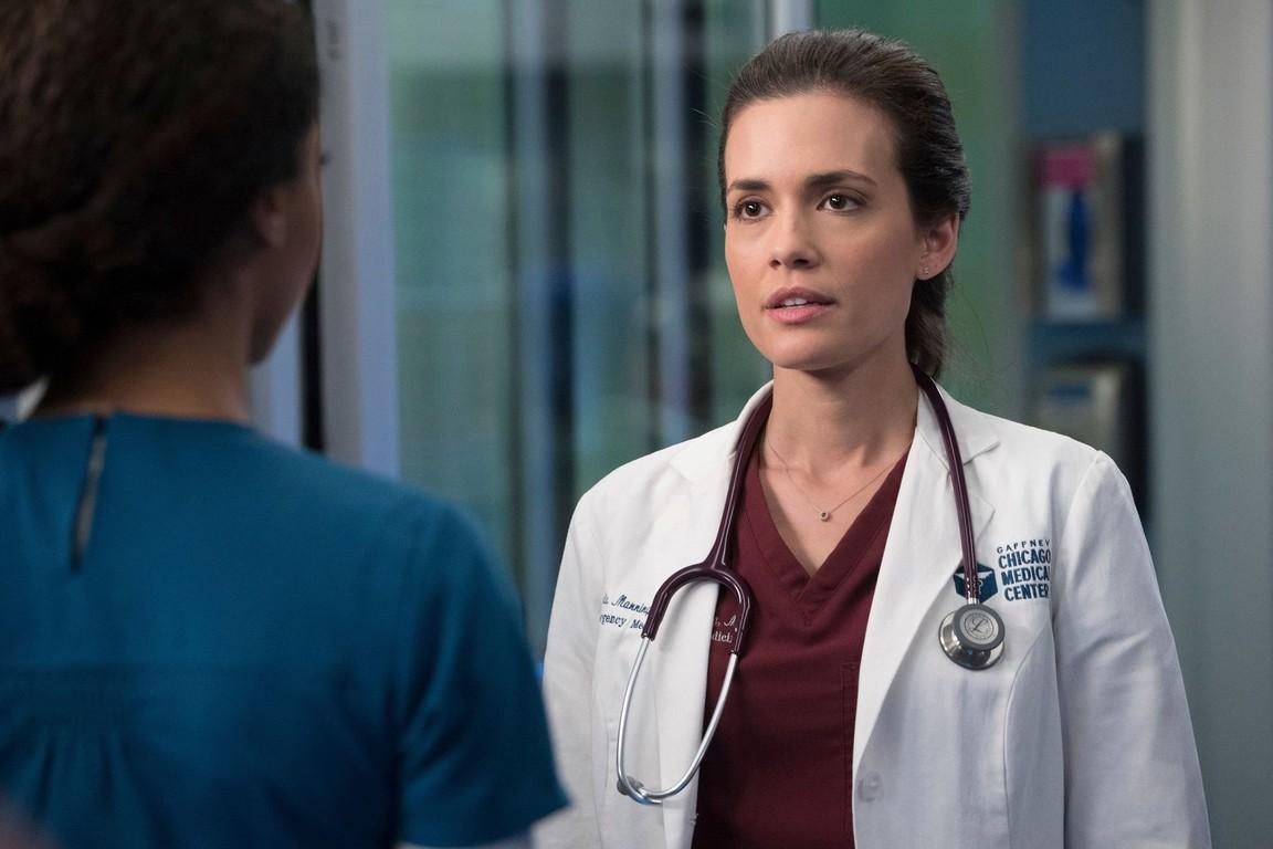Chicago Med - Season 2 Episode 13: Theseus' Ship