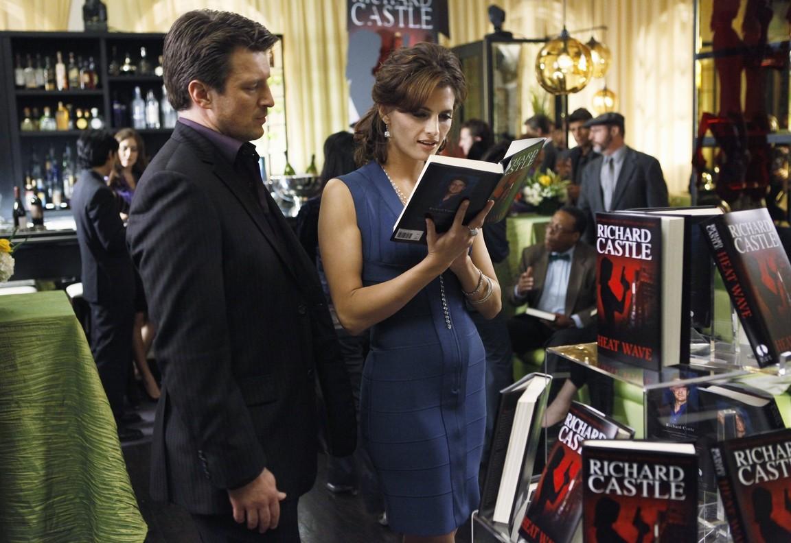 Castle - Season 2 Episode 05: When the Bough Breaks