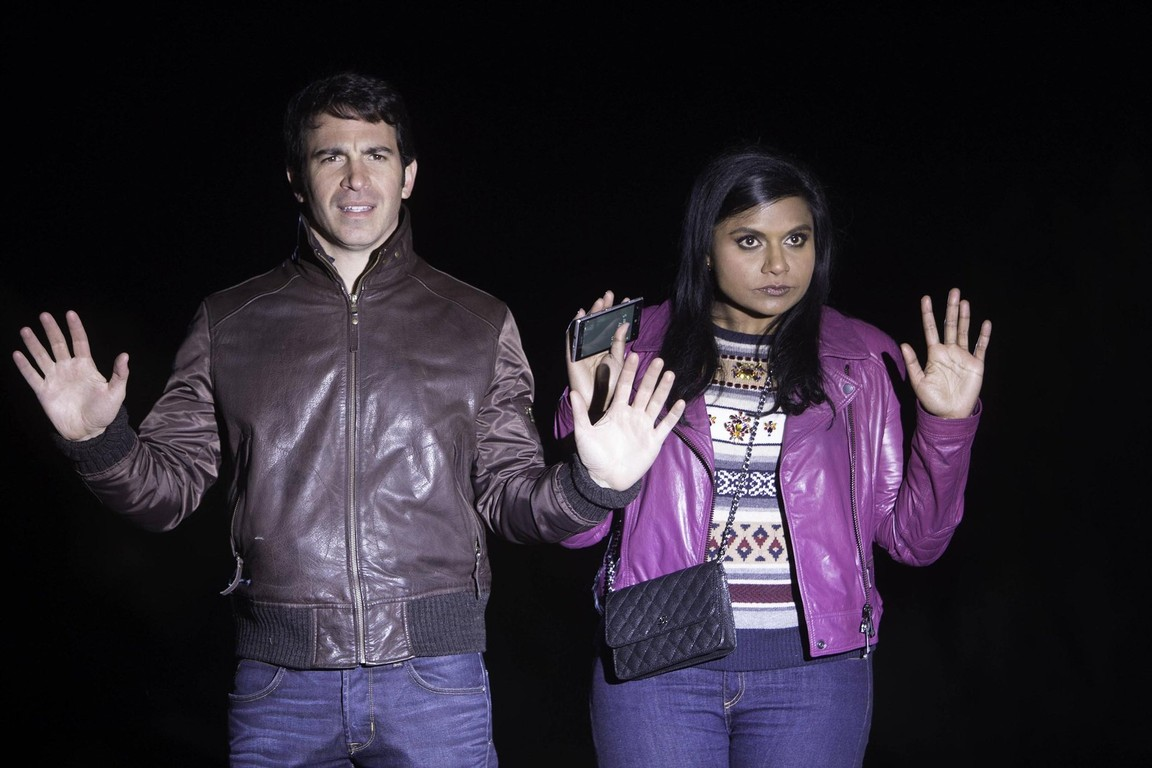 The Mindy Project - Season 2 Episode 14: The Desert