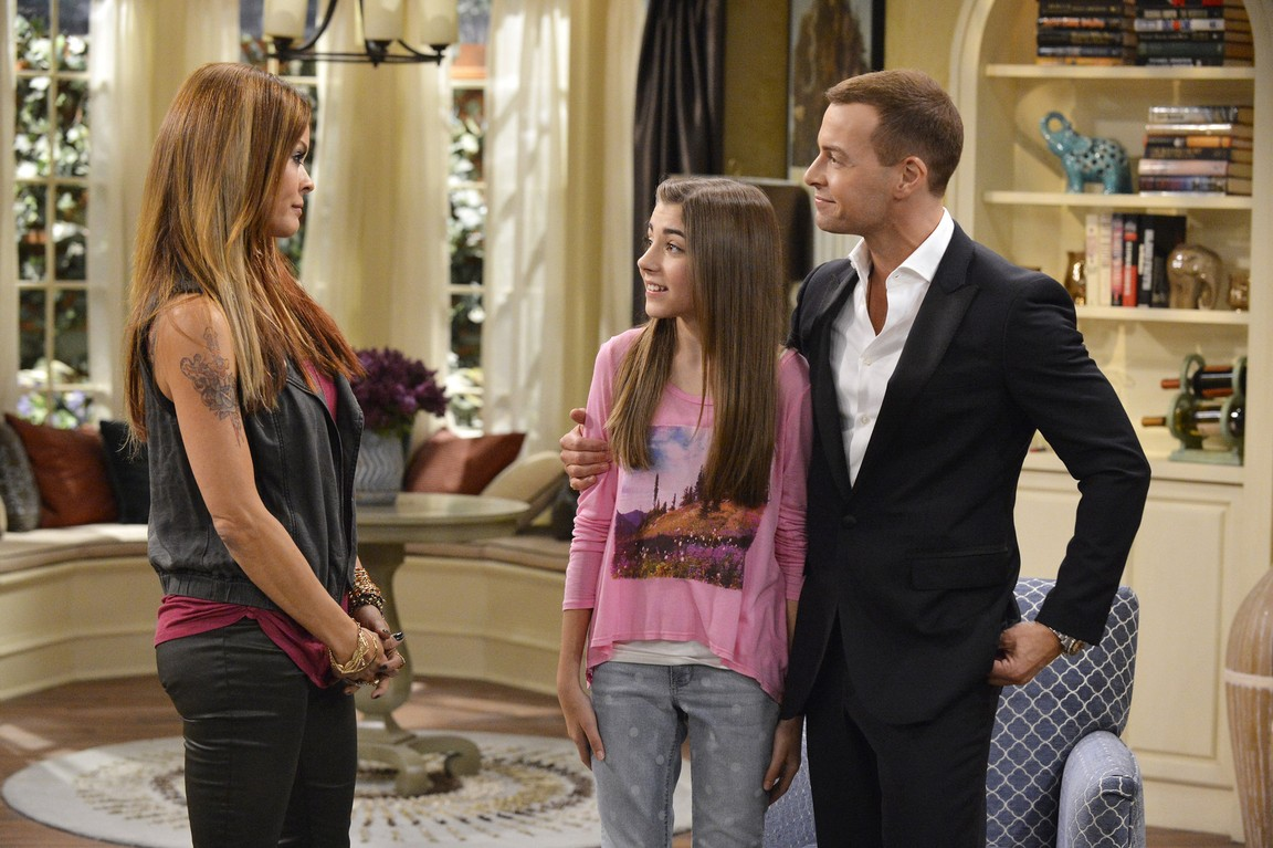 Melissa And Joey - Season 3 Episode 25: My Roof My Rules