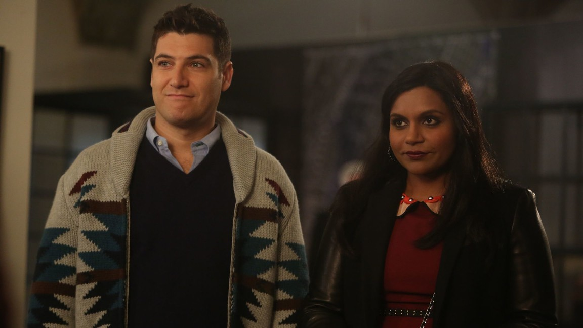 The Mindy Project - Season 4 Episode 10: The Departed