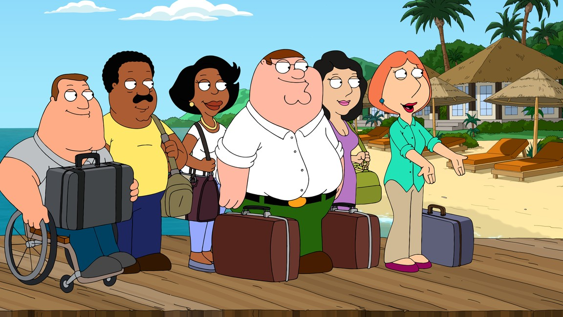 Family Guy - Season 13 Episode 18: Take My Wife