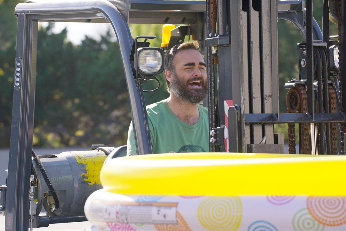 The Last Man on Earth - Season 3 Episode 14: Point Person Knows Best