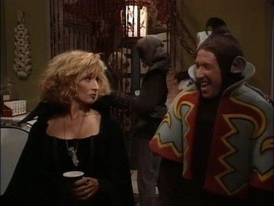 Home Improvement - Season 8 Episode 06: Bewitched
