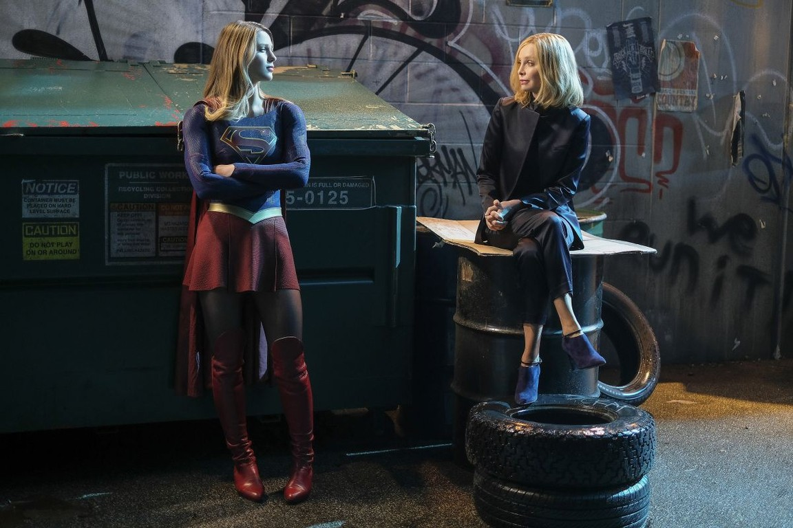 Supergirl - Season 2 Episode 21: Resist