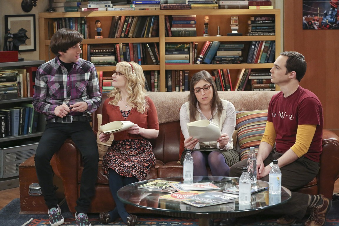 The Big Bang Theory - Season 9