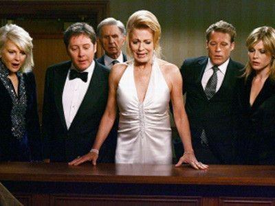 Boston Legal - Season 2 Episode 17: ...There's Fire!