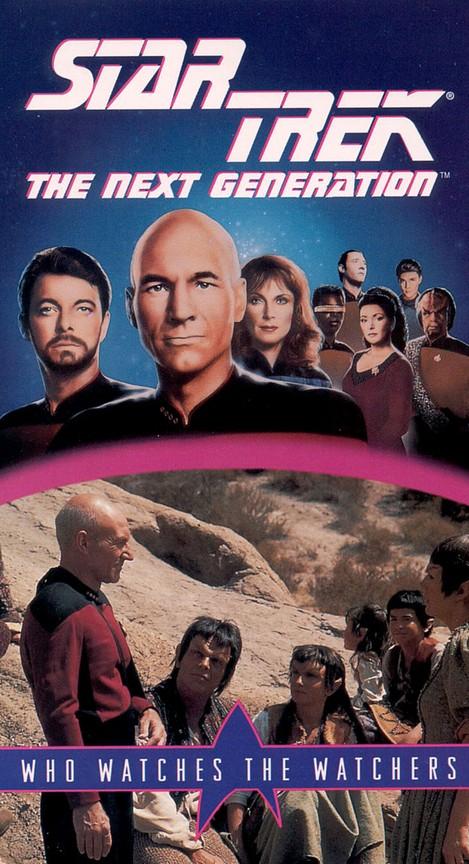 Star Trek: The Next Generation - Season 3 Episode 04: Who Watches the Watchers