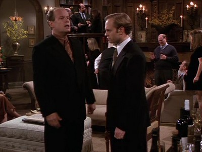 Frasier - Season 5 Episode 22: The Life of the Party