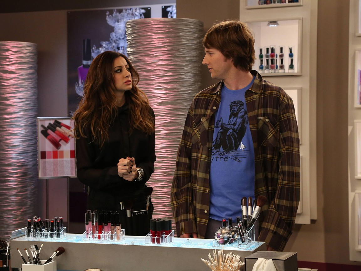 Anger Management - Season 2 Episode 22: Charlie And Kate Start A Sex Study