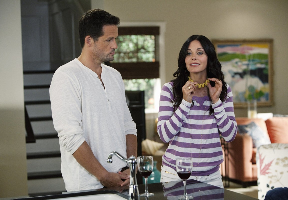 Cougar Town - Season 2 Episode 02: Let Yourself Go